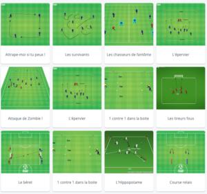 Guide pédagogique de Soccer Québec