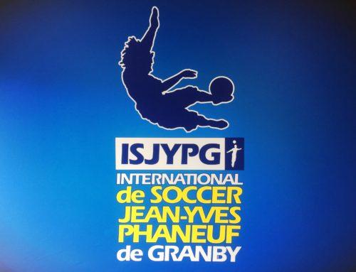 ANNULATION DE LA 43E ÉDITION DE L'INTERNATIONAL DE SOCCER JEAN-YVES PHANEUF DE GRANBY